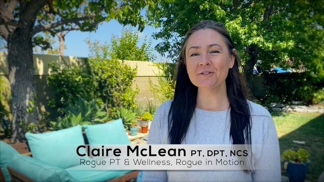 Introducing Claire and Rogue in Motion