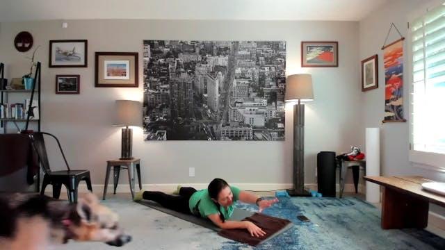 4-23-20 Floor Based