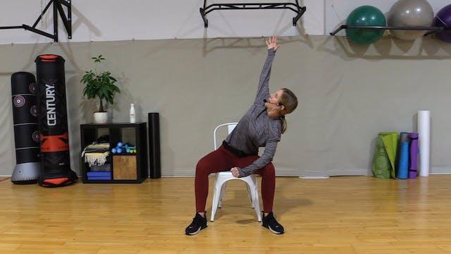 1-30-21 PWR! Moves - Stretch Saturdays!