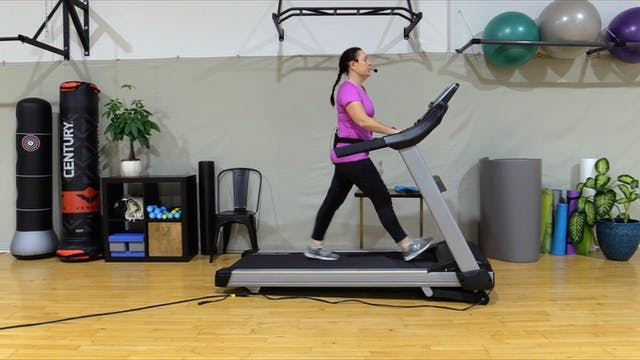11-2-20 Cardio -- 40 Minutes with Intervals!