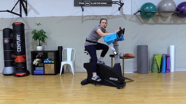 1-20-21 Cardio -- 40 Minutes with Int...