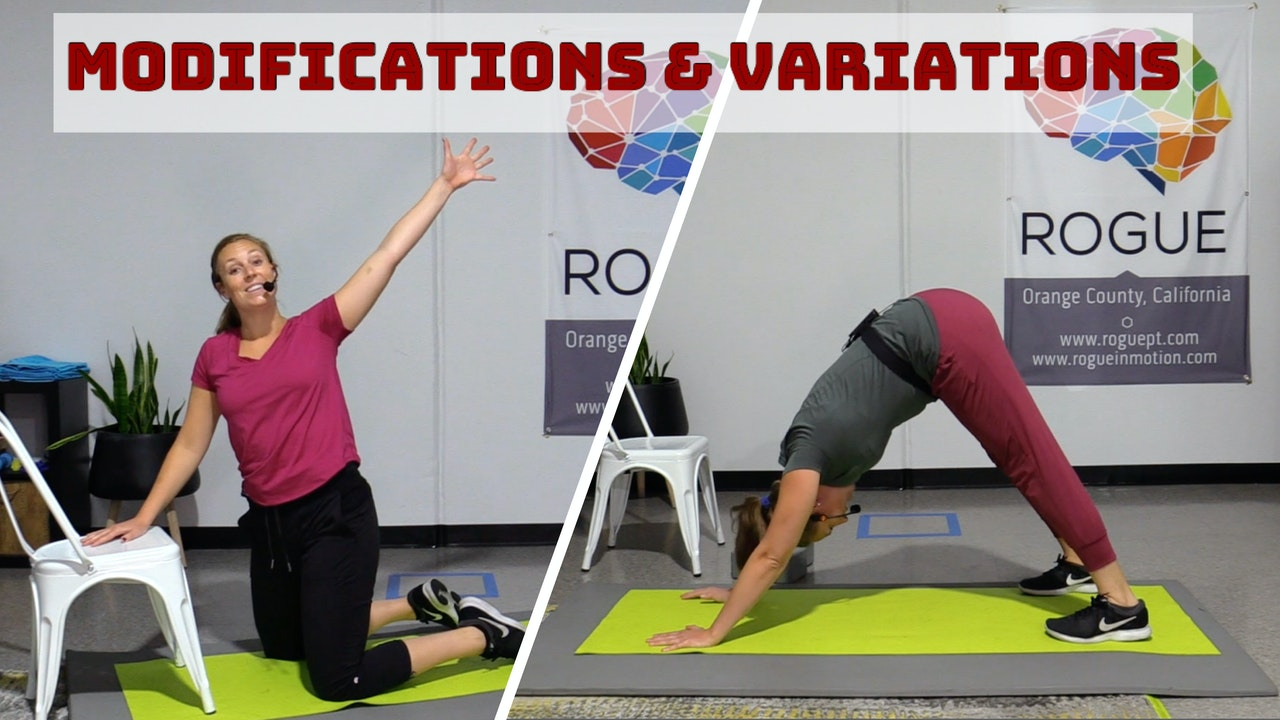 Modifications + Variations