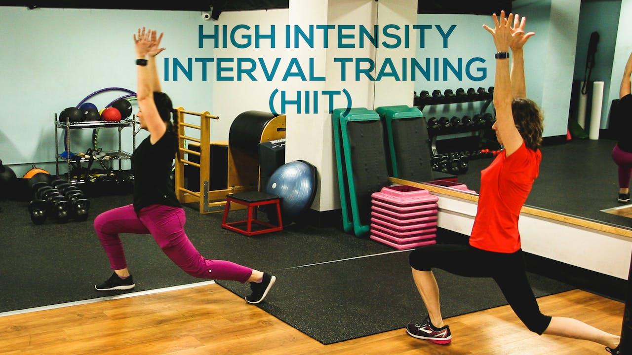 High Intensity Interval Class Best of 2020!