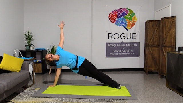 Variations - Plank PWR! Moves