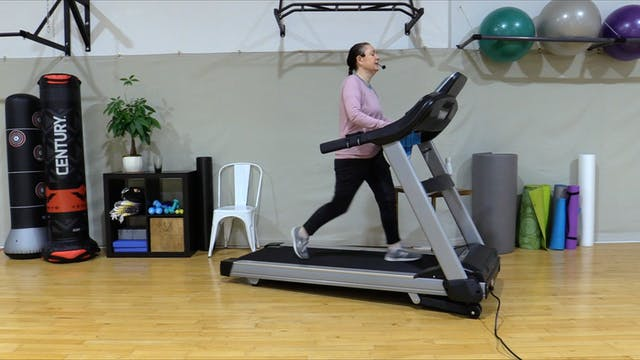 1-22-21 Cardio -- 40 Minutes with Int...