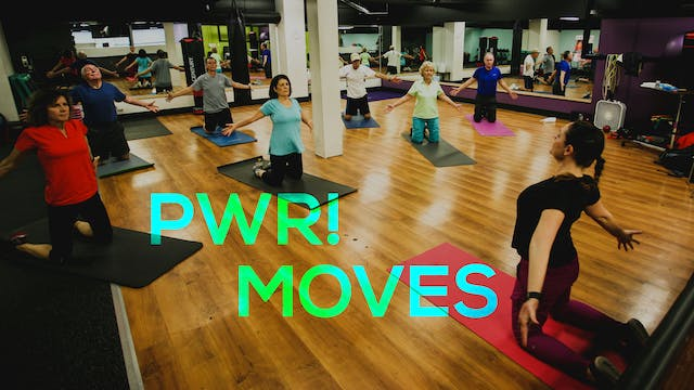 PWR! Moves Package - June 2020
