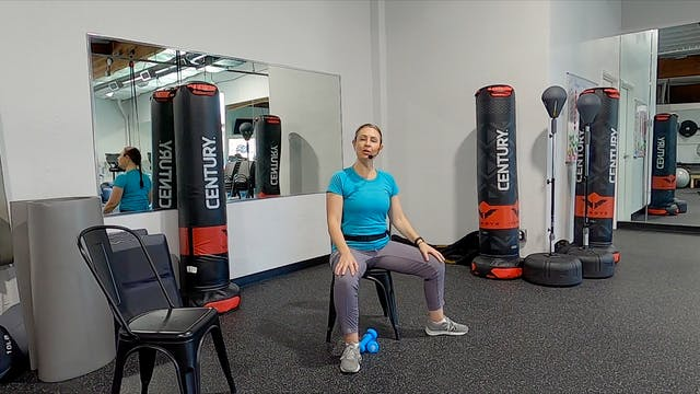 Intro to the Seated Exercises