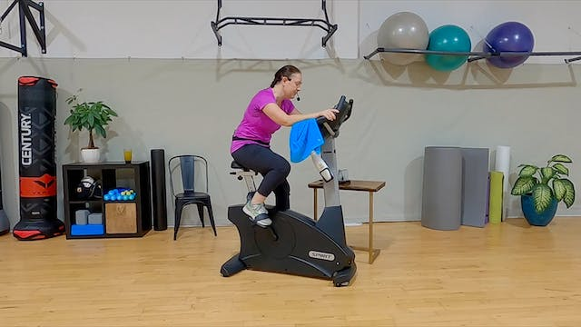 9-14-20 Cardio -- 40 Minutes with Int...
