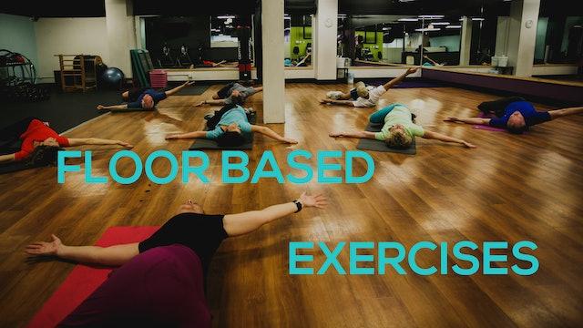 Floor Based Exercises
