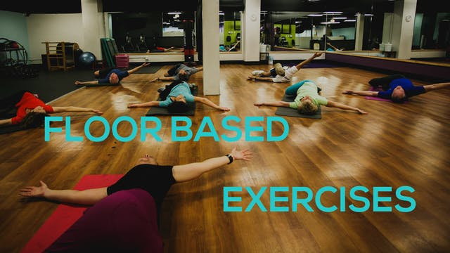 Floor Based Exercises