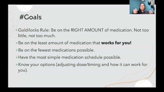 Medication Optimization Part 3 - December Educational Meeting
