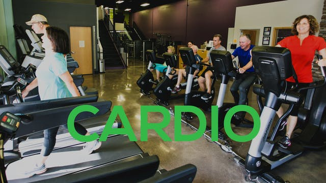 Cardio Class with Equipment! August 2020