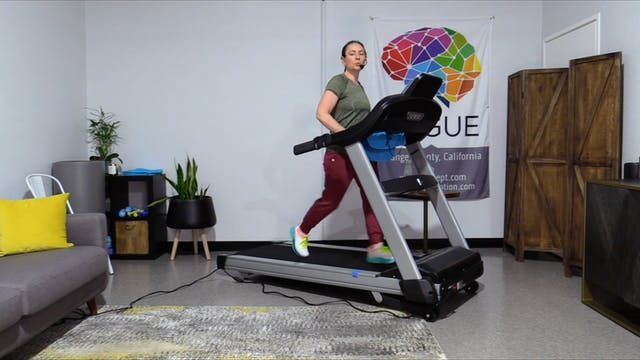 4-12-21 Cardio - 40 Minutes with Inte...