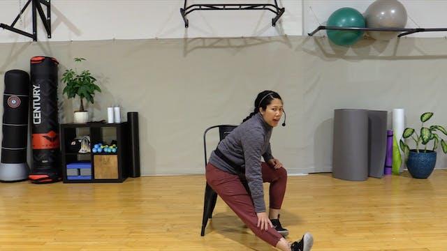 11-28-20 PWR Moves - Saturday Stretch!