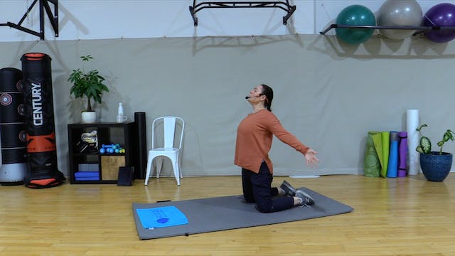 1-7-21 PWR Moves - Tranquil Thursdays