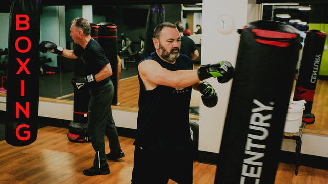 Boxing Class Package - June 2020