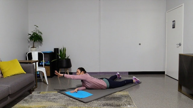 3-11-21 PWR! Moves - Tranquil Thursday (Breath Focus!)