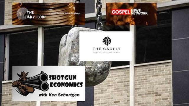 Rory Hall w/ Ken Schortgen, Jr.: How Does Economic Collapse Happen 6/14/19