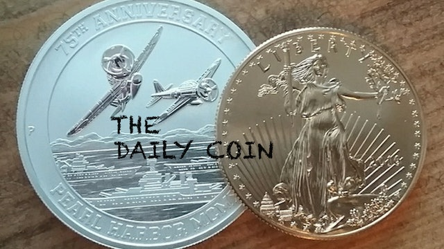 Rory Hall - The Daily Coin