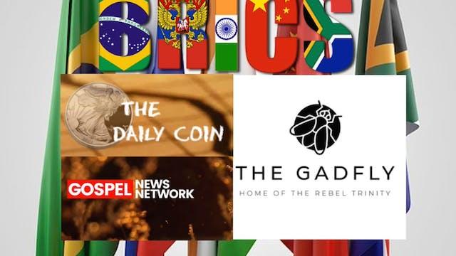 Rory Hall: BRICS Pay System SWIFT is ...