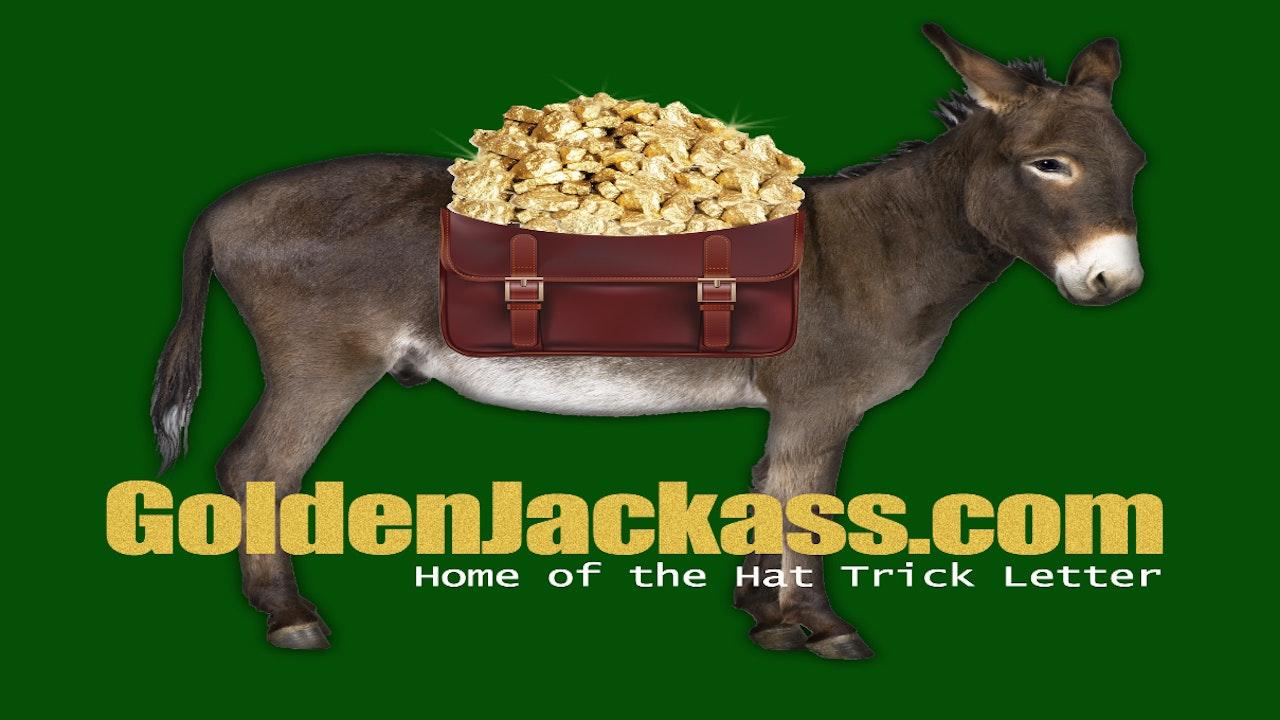 Jim Willie - The Golden Jackass