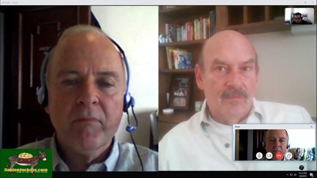 Jim Willie - Crisis War Room & Sequence with Bill Holter (1/8/19)