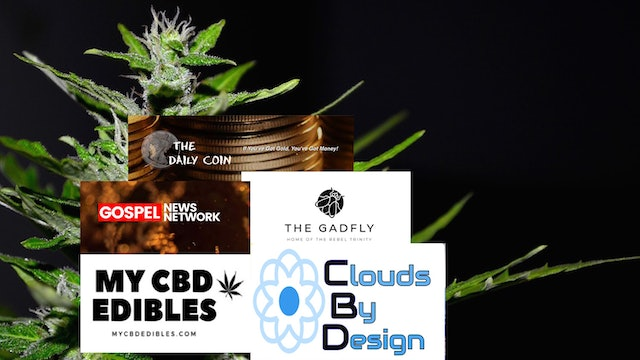 CJ, Elise and Steve: Clouds by Design - Infused, Organic and Healthy