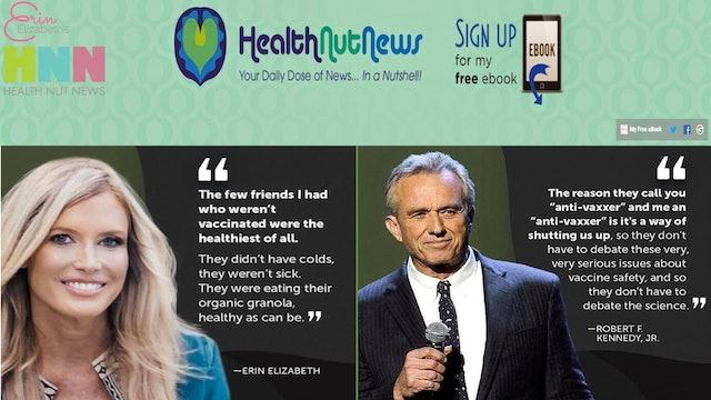 GF Interview: Erin Elizabeth - Health Nut News & Robert F. Kennedy, Jr. (5/7/20)