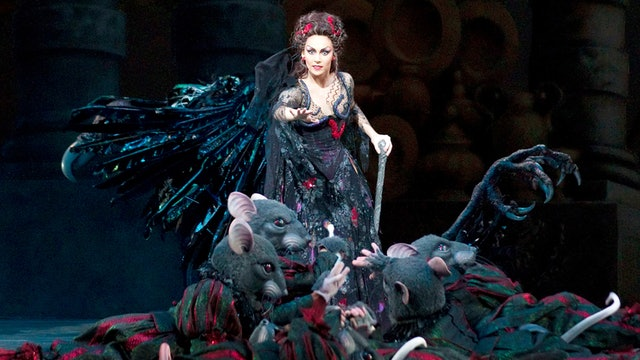 Insights: The Sleeping Beauty in rehearsal (2016/17)