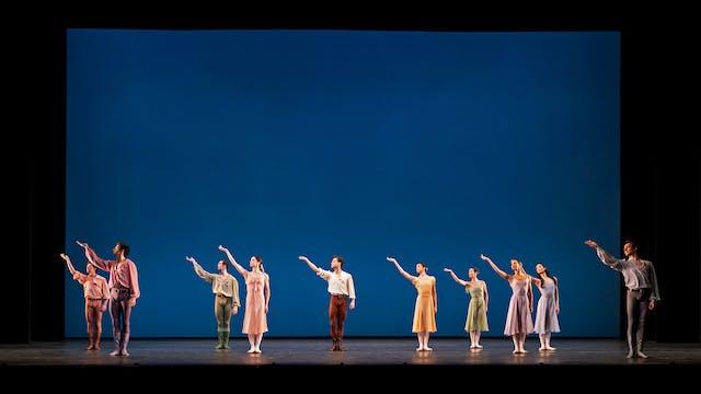 Balanchine and Robbins