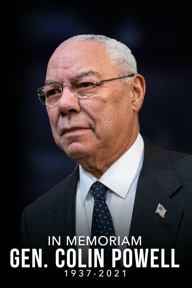 #RolandMartinUnfiltered pays tribute to Gen. Colin Powell