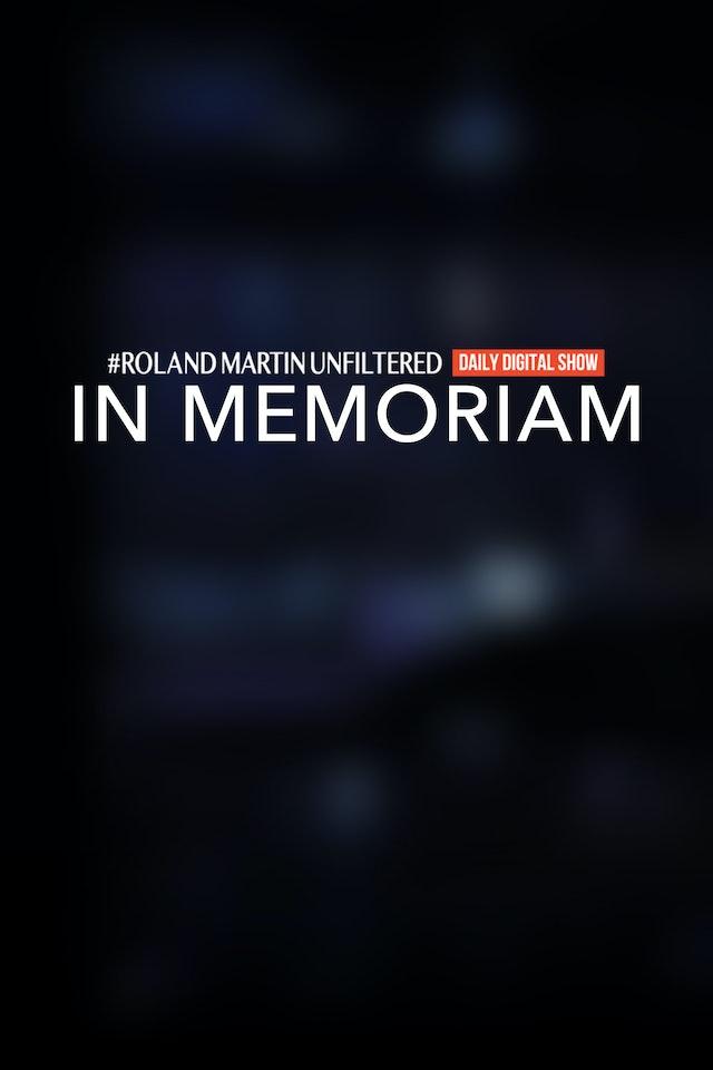 #RMU In Memoriam