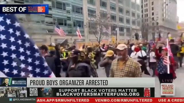 #BestOfRMU: Riotous Trumpers expected pardons; Blacks rescue democracy again