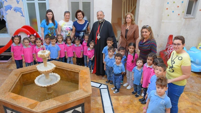 """Help us stay in Syria,"" pleads Armenian-Catholic archbishop of Aleppo"