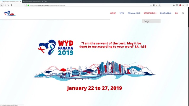 How to register for World Youth Day in Panama
