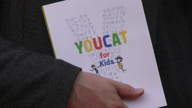 Youcat for Kids gives easy explanatio...