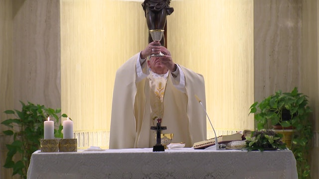 Pope Francis' Daily Mass