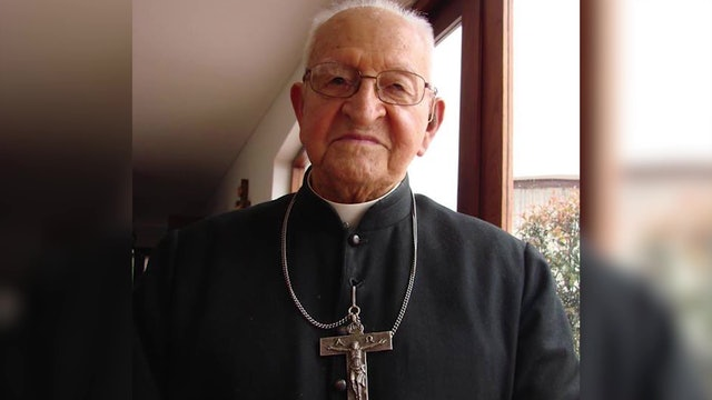 José de Jesús Pimiento, the oldest cardinal, passes away