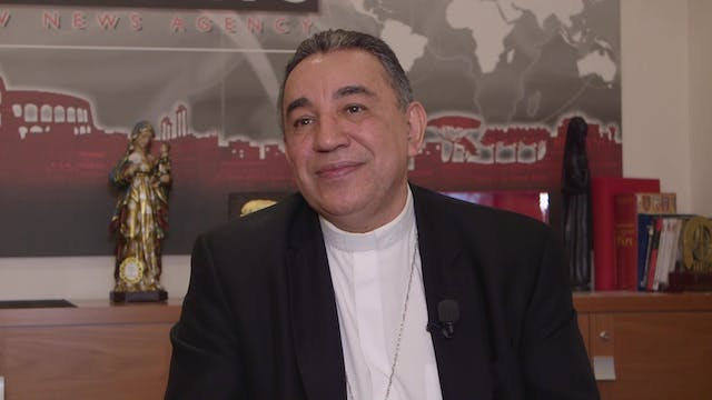 Archbishop of Panama: Next World Yout...