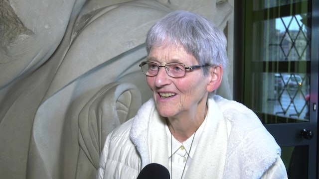 Religious Sister miraculously cured in Lourdes tells her story in new book