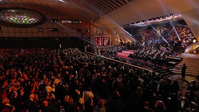 Lionel Richie, Leo Rojas, Susan Boyle... stars of Vatican Christmas concert