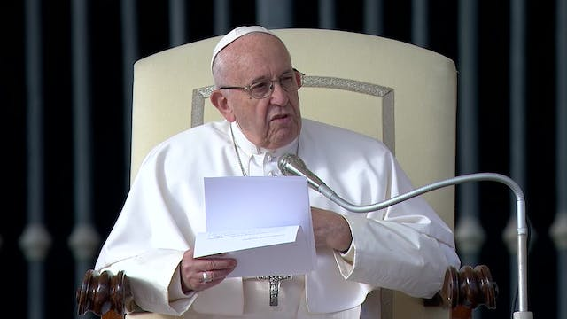 "Pope Francis: The commandments ""bring..."