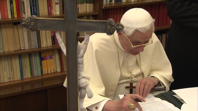 Benedict XVI publishes study on sexua...