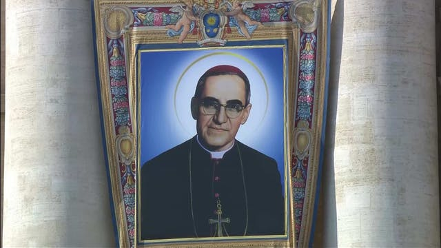 Who was Archbishop Oscar Romero?