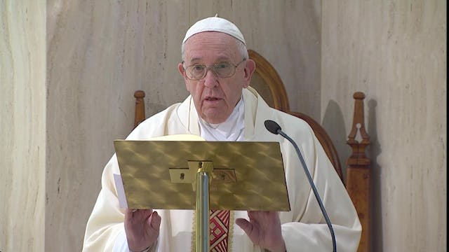 Pope prays for artists and creativity