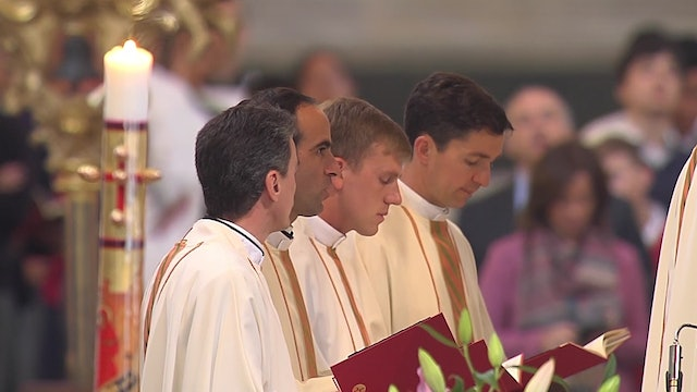Priest brothers and cousin say parents led to their vocation