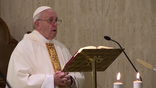 Pope in Santa Marta: hyprocrisy always kills