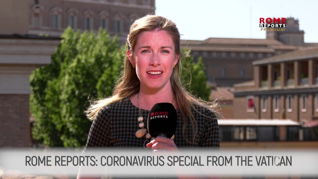 CORONAVIRUS SPECIAL: Phase 2 in Italy and Vatican