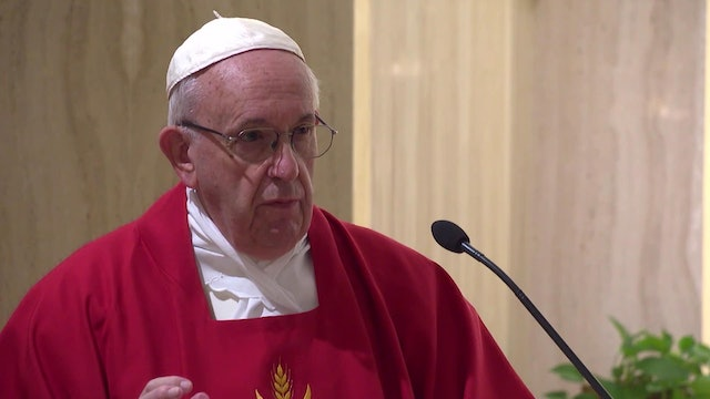 Pope in Santa Marta: a bishop is not a businessman