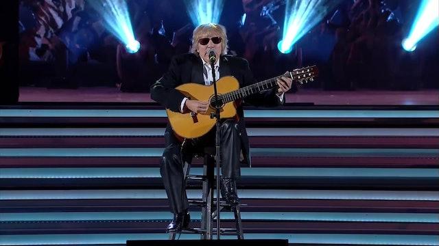 Vatican Christmas Concert unites José Feliciano, Anastacia and Álvaro Soler